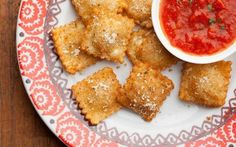 Fried Ravioli by Giada De Laurentiis @FoodNetwork_UK