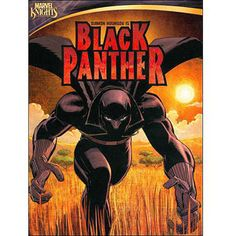 Marvel Knights: Black Panther. This short lived tv show was alright. I really like the story and the theme song is so good (even though I have no idea what they're saying besides 'Black Panther'), but the voice acting wasn't the best and having the Juggernaut in there seemed a little misplaced.