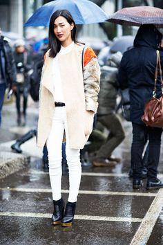Milan Fashion Week Style