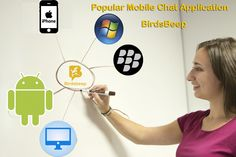 Popular Mobile Chat Applications for Android Mobile Phones