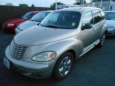 Image result for california 2000 Chrysler PT Cruiser