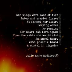 "36 Likes, 3 Comments - Julie Anne Addicott ~ Author (@demonsoulangelheart) on Instagram: ""#poetry #prose #writing #author #writer #poet #julieanneaddicott #quotes #heart #darkpoetry #love…"""