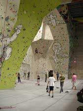 CityROCK Indoor Rock Climbing Gym