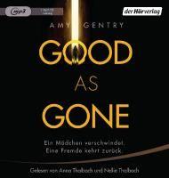 """Hörnacht am 31.03. zu """"Good as Gone"""" von Amy Gentry aus dem Hörverlag und """"Drei Meter unter Null"""" von Marina Heib aus dem Random House Verlag. Jetzt mitmachen & gewinnen!"""