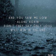 Only Love - Mumford