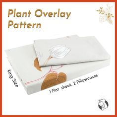 The stunning style of bedsheet set flaunts a plant print against a soft light-coloured ground with grey flower, red, brown soil colour leaves for a classic and eye-catching look. This sheet for king-size dimension is made of 100% cotton and with 230 thread count, it could bring to your sleep a soft and comfortable feel.  #balooworldotca #bedding #bedsheet #100percentcotton #beddingcollection #bedroomdecor #balooworldbedsheets #cottonbedsheet #bedsheets #bedlinen #cottonbedding #cotton #flower Grey Flowers, Floral Flowers, Colorful Flowers, Cotton Bedding, Linen Bedding, Liquid Laundry Detergent, Clothes Line, Soft Light, Off Colour