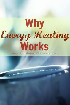 Uncover the reason why energy healing actually works, explained in clear detail. ~☆~