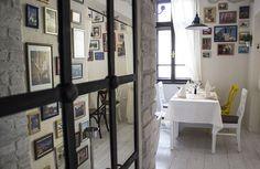 #interior #design #Italian #restaurant #trattoria