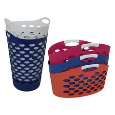 Tall Plastic Laundry Basket Amusing Source Flexible Plastic Laundry Basket For Wholesale Price On M Inspiration Design