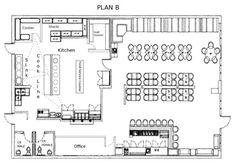 japanese tavern floor plan - Google Search