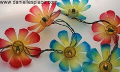 Recycled Water Bottle Crafts