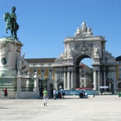 Lisboa, Portugal-1st place overseas that i travelled to
