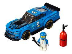 Chevrolet Camaro ZL1 Race Car 75891 | Speed Champions | Buy online at the Official LEGO® Shop CA Camaro Zl1, Chevrolet Camaro, Lego Speed Champions, New Sports Cars, Sport Cars, Car Racer, Ferrari F40, Nissan Gt, Vw Tiguan