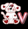 V ~ GIF S Gif, The Letter Y, Alfabeto Animal, Cute Alphabet, Different Fonts, Safari, Minnie Mouse, Disney Characters, Fictional Characters