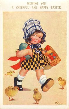 arthur-butcher-card-from-the-1930s-wishing-you-a-cheerful-and-happy-easter