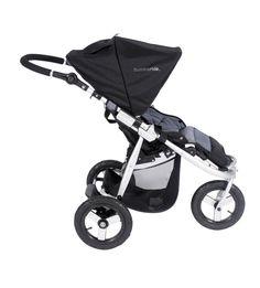 Bumbleride Indie Jogging Stroller, Black, I-600JB #Bumbleride