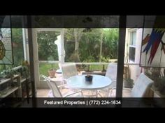 Port St. Lucie Florida 55Plus community home priced to sell!
