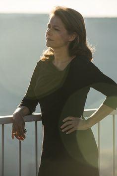 Sidse Babett Knudsen in HBO's Westworld Series