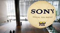 Sony - Official FIFA Partner #WorldCup2014