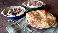 Artisan Bakeware Small Casserole by Emerson Creek Pottery - Available Spring 2015