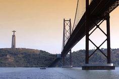 RiverView_25AprilBridgelISBON #LISBOA #ILOVELISBOA #LISBONLOVERS #VISITLISBOA #VISITPORTUGAL