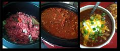 My family loves chili! There's not many meals any easier than throwing chili in the crock pot to simmer throughout the day. When I walk through the door in the afternoon, I know supper is almost ...