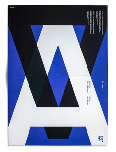 """Type poster design // Source: idletoyesterday - http://ift.tt/1NliWR4 """""""