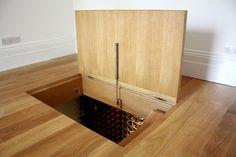 trapdoor floorboards - Google Search