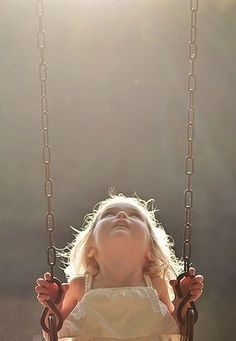 Beautiful light.  Child photography inspiration.