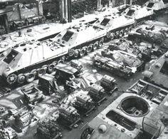 jagdpanther factory | Jagdpanther Fabrik (Maschinenfabrik Niedersachsen Hannover) | Flickr ...