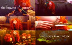 Brave. I love this movie!