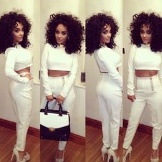 all white party outfits 03 -  #outfit #style #fashion