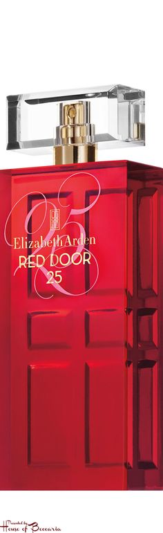 ~Limited Edition Red Door 25th Anniversary Eau de Parfum Spray | House of Beccaria#