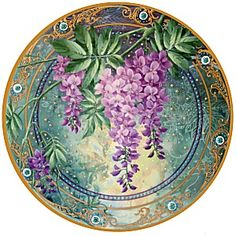 Paula Collins Studies  wisteria