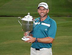 El mejor golfista español, jugador de la Ryder Cup