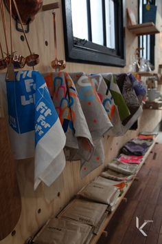 Tea Towels // @Jenn L Koskela