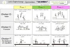 French: gymnastics