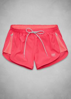 Abercrombie Active Running Shorts