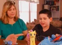 School bans boy from using 'My Little Pony' bag, says it...