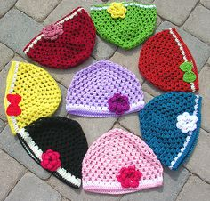 Miss Priss Hats by Kounting Sheep Designs