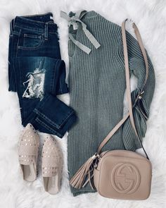 IG - @sunsetsandstilettos - #casual #outfit #inspiration