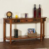 Found it at Wayfair - Sedona Console Table