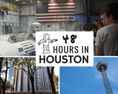 Two days in Houston isn't a lot but it's definitely enough if you have THIS guide on where to go, eat, drink and sleep. Enjoy your 48 hours in Houston!