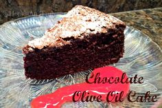 Chocolate olive oil cake - incredibly rich and moist and chocolate-y.  Melts in your mouth.  Dairy free, to boot! #STAROliveOil #shop #cbias