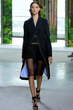Boss Spring 2015 Ready-to-Wear - Collection - Gallery - Look 1 - Style.com