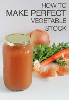 I will use my weekends to make more homemade stocks from scratch as it is much healthier for me and my loved ones.