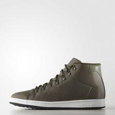 adidas Stan Smith Winter Boots - White | adidas Belgium