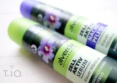 Review der Zell Aktiv Serie von alverde. Review of the new cell active series by alverde!