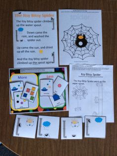 $ Nursery Rhyme fun! 23 language & articulation activities. Book companion for The Itsy Bitsy Spider by Keith Chapman as well as the traditional song and fingerplay.