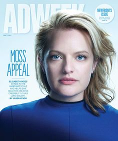 Elisabeth Moss Could Be the Best Thing That Ever Happened to Hulu / The Handmaid's Tale is bringing her even more acclaim than Mad Men did—and elevating the streaming service Elizabeth Moss, The Handmaid's Tale Cast, A Handmaids Tale, Female Stars, Famous Women, Funny Faces, Mad Men, Style Icons, Latest Trends